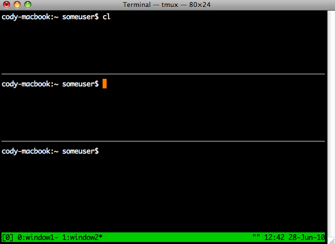 TMUX – The Terminal Multiplexer (Part 1) | Hawk Host Blog