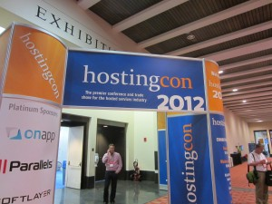 Welcome to HostingCon 2012