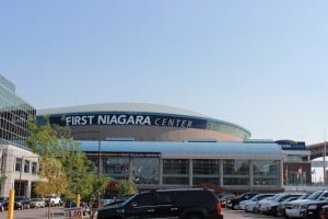 Home of the Buffalo Sabres
