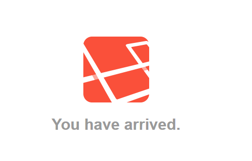 Laravel Welcome