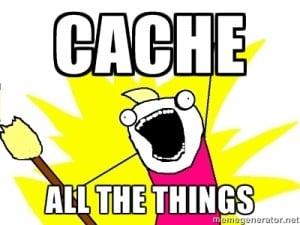railgun cache hosting