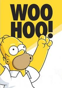 Woo Hoo! 2015!