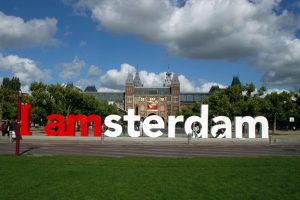 I Amsterdam Indeed