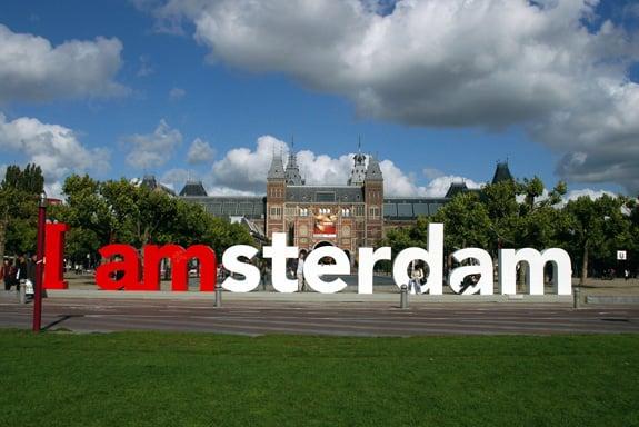 I Amsterdam Indeed